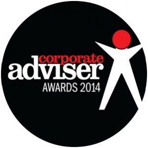 Corporate Adviser Awards 2014