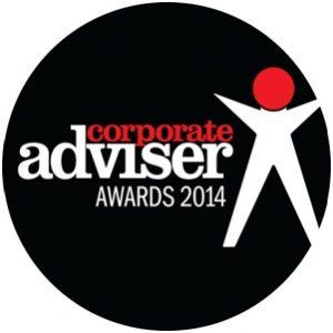 Corporate Adviser Awards 2014