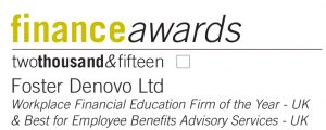 Workplace Financial Education Firm of the Year - UK & Best for E