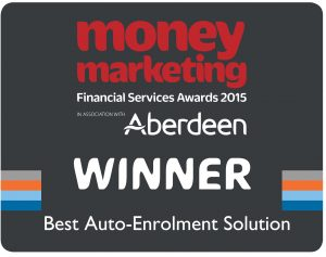 best auto-enrolment solution rounded
