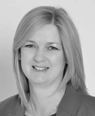 photo of Sharon Mattheus in black and white